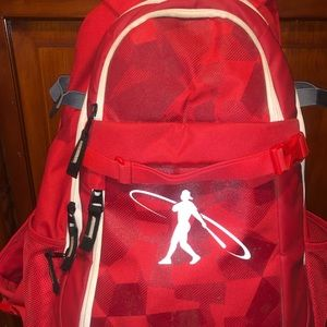 Handbags - Swing man Baseball backpack